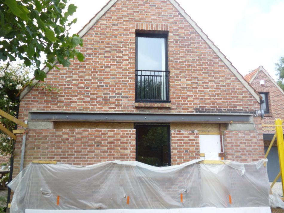 travaux d 39 ouverture de mur porteur nord 59 o home. Black Bedroom Furniture Sets. Home Design Ideas